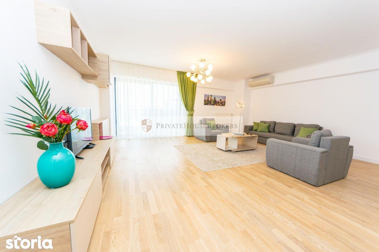 Apartament de inchiriat, Bucuresti, Sectorul 1, Herastrau - Foto 7