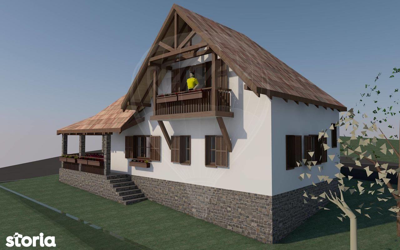 Casa de vanzare, Bungard, Sibiu - Foto 3