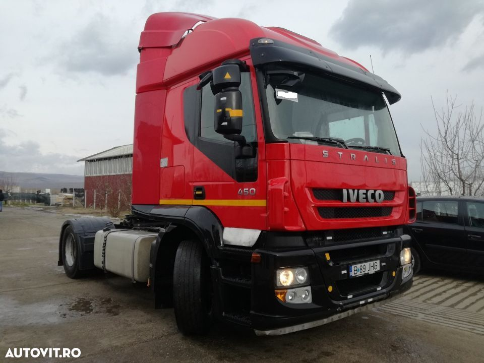 Iveco Stralis AT440S45- Euro 5 - 1