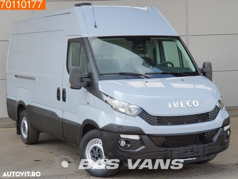 Iveco Daily 35S17 3.0L 170pk Hi Matic Automaat Luchtvering Airco L2H2 12m3 Airco Trekhaak Cruise - 3