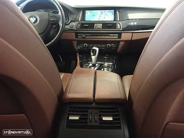 BMW 520 d Line Luxury Auto - 16