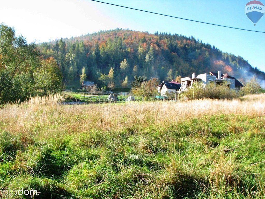 Działka na sprzedaż, Lipowa, żywiecki, śląskie - Foto 7