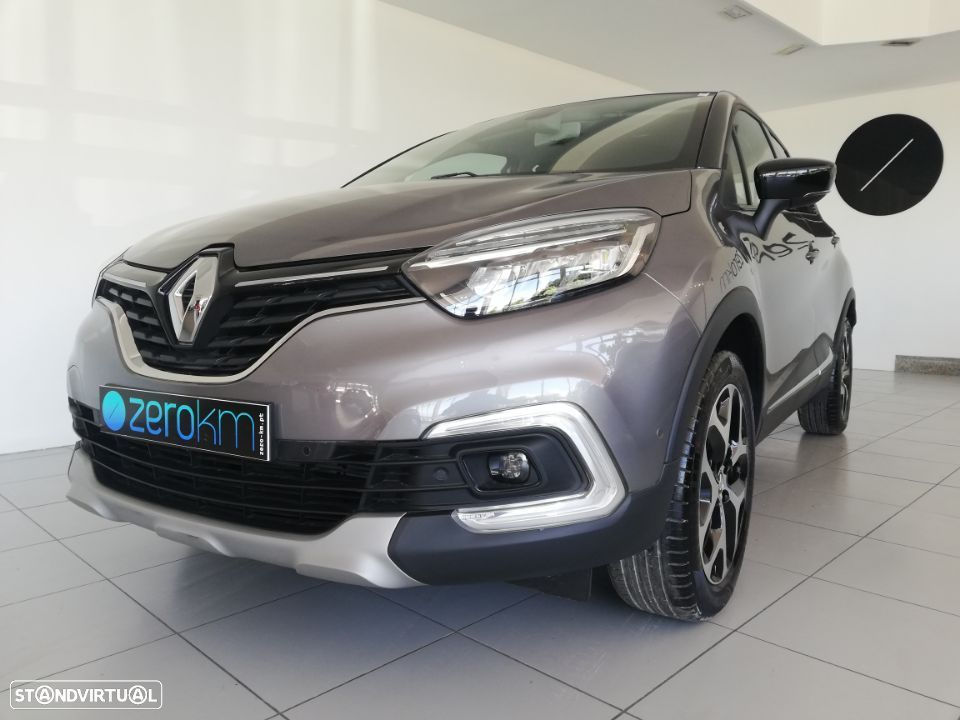 Renault Captur EXCLUSIVE TCE 90 - 20
