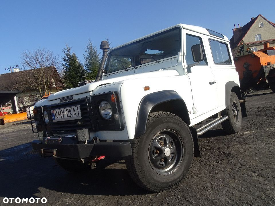 Land Rover Defender Land Rover Defender 90 2.5 TDI - 1
