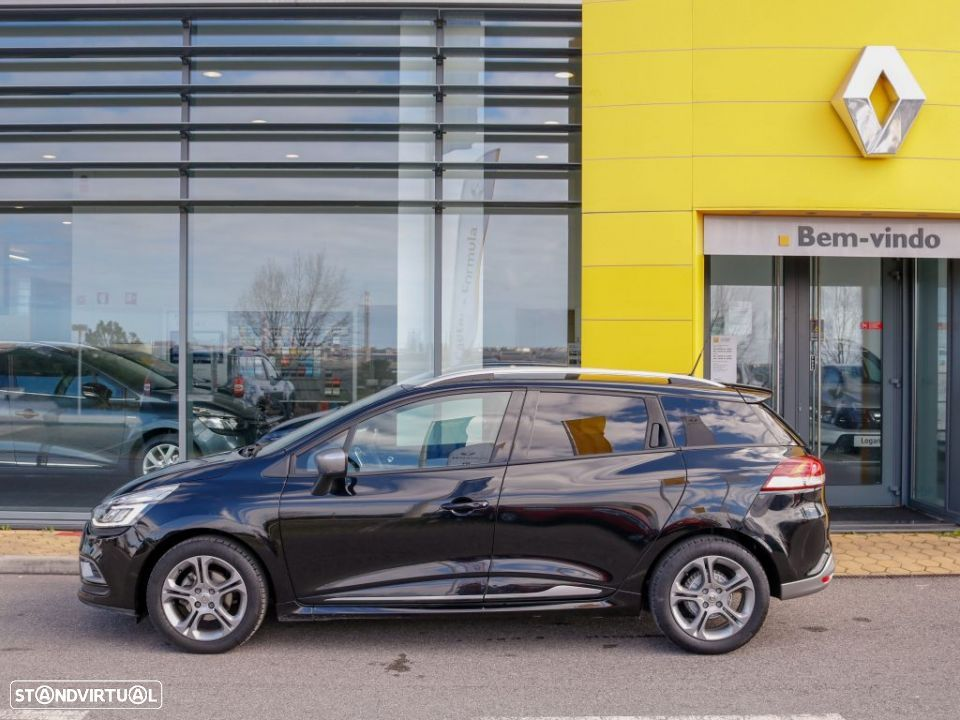 Renault Clio 0.9 Energy TCe 90 GT Line - 3