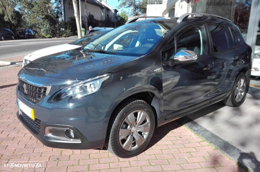 Peugeot 2008 Style 1.2 PureTech c/ Pack Visibilidade - 1