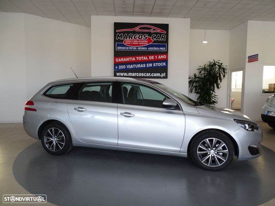 Peugeot 308 SW 1.6 Blue HDI Business Line - 13