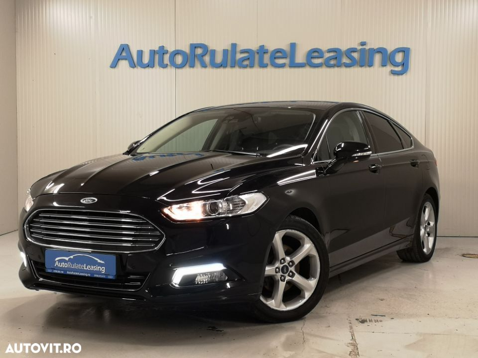 Ford Mondeo Mk5 - 30