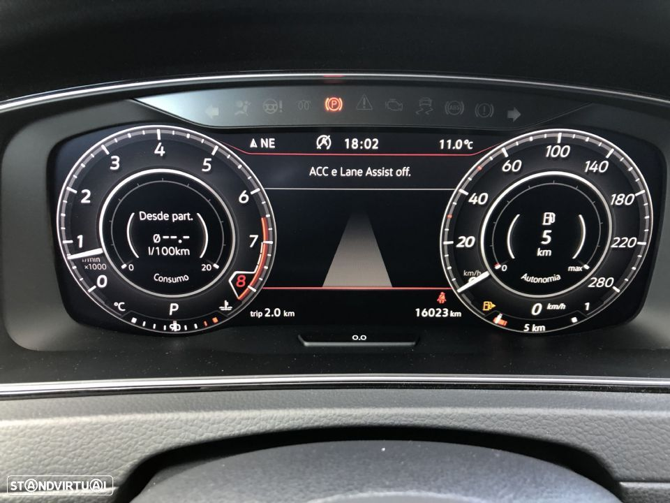 VW Golf GTI DSG Dynaudio Navi ActiveInfo - 13