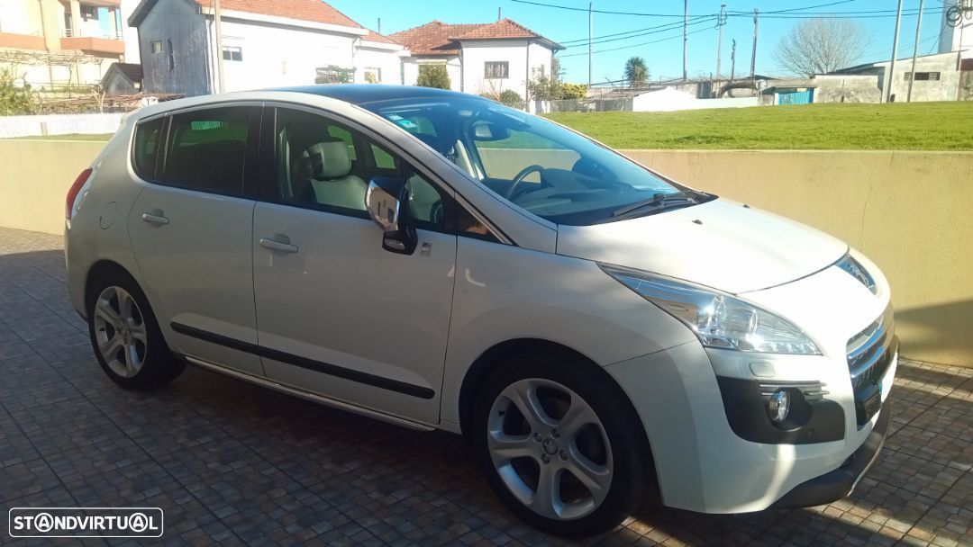 Peugeot 3008 2.0 HDi Hybrid4 Limited Edition - 1