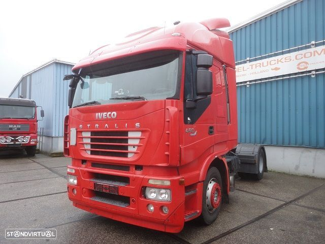 Iveco STRALIS 440E450 AS ACTIVE SPACE (EURO 5 / AS-TRONIC / RETARDER / AIRCONDITIONING) - 1