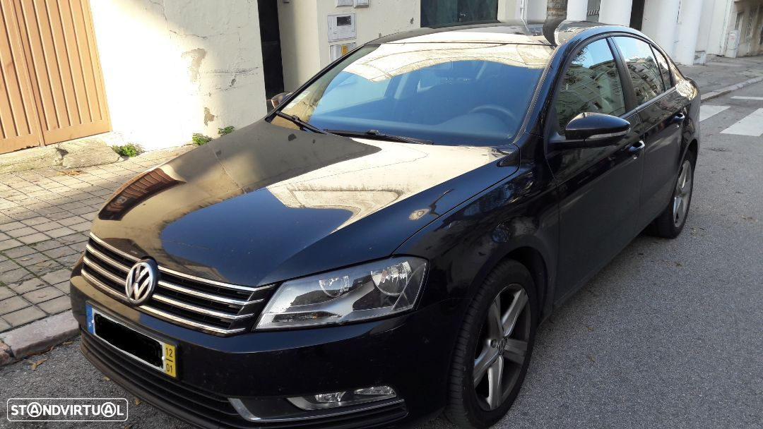 VW Passat TDi Trendline BlueMotion - 1