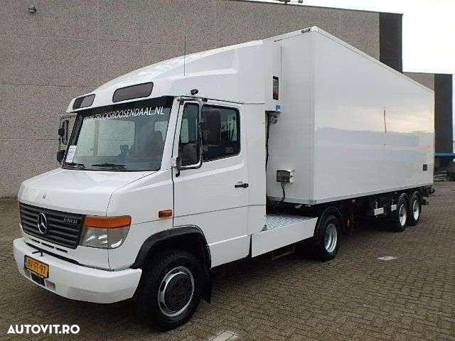Mercedes-Benz Vario 619 D + Trailor + Cooling - 1