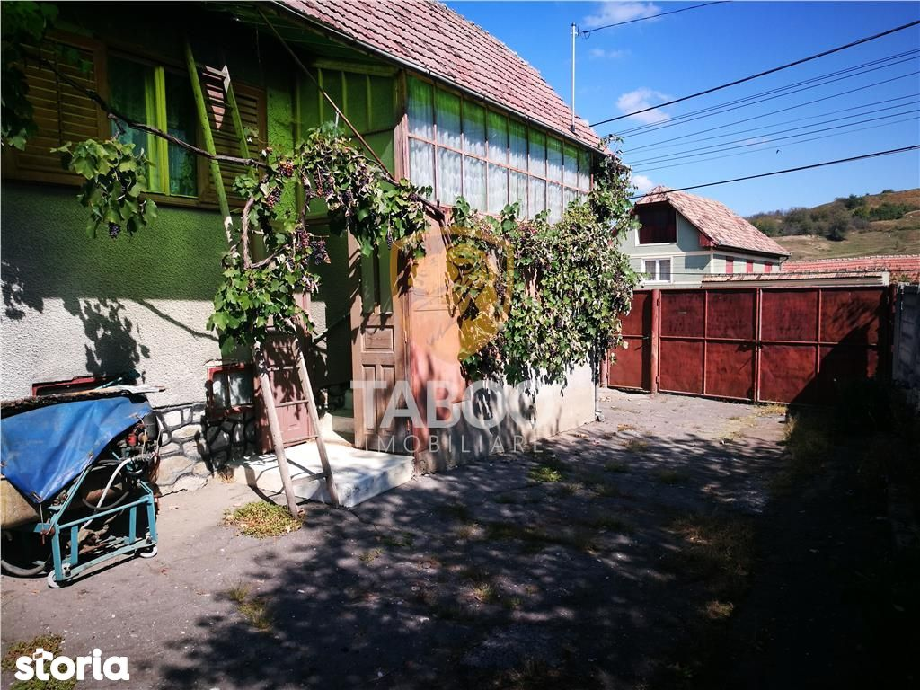 Casa de vanzare, Sibiu (judet), Slimnic - Foto 4