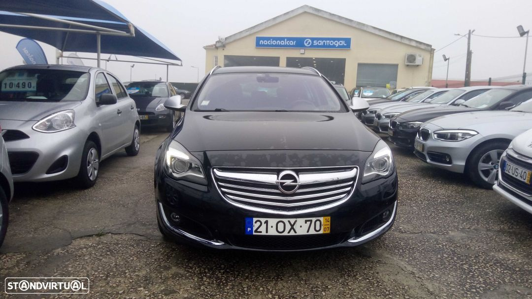 Opel Insignia Sports Tourer (Insignia ST 2.0 CDTi Cosmo Active-Select) - 1