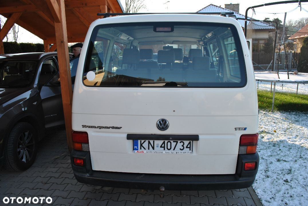 Volkswagen Transporter T4 2.5 TDI 9 osobowy - 14
