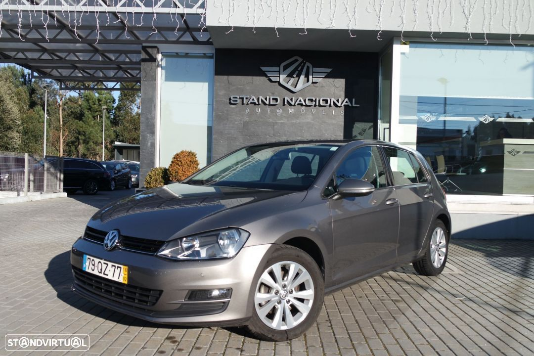 VW Golf 1.6TDI DSG GPS EDITION - 1