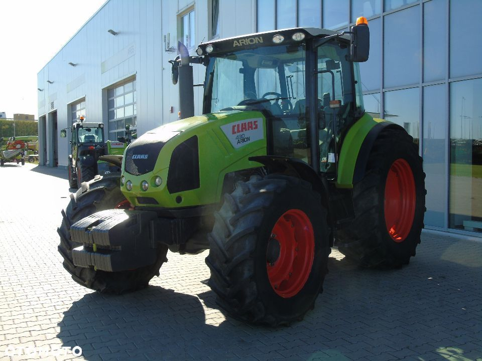 Claas ARION 430 CIS - 6