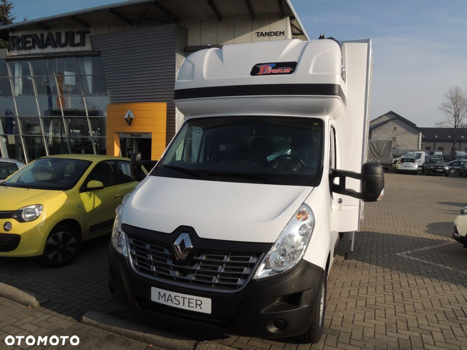 Renault MASTER  MASTER TO Podwozie FWD Pack Clim 3,5t L3Energy dCi - 1