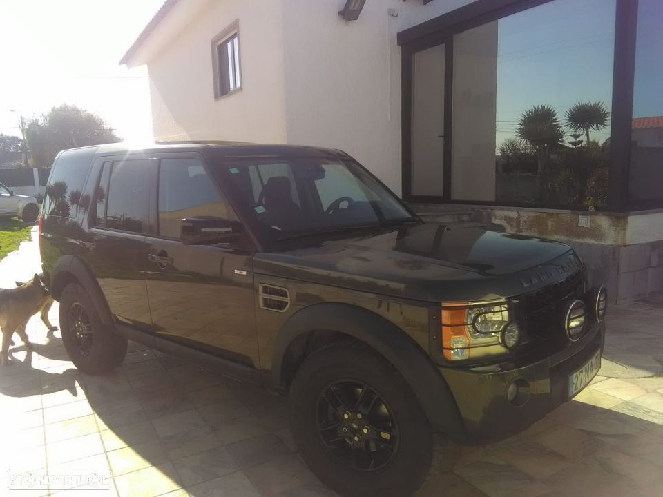 Land Rover Discovery III HSE V6 - 5