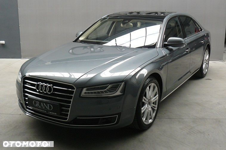 Audi A8 L 4.0 TFSI Matrix Led Exclusive FULL FV23 - 1