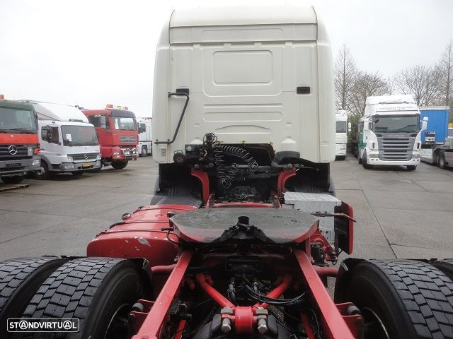 Scania R420 HIGHLINE (MANUAL GEARBOX / RETARDER / AIRCONDITIONING) - 11