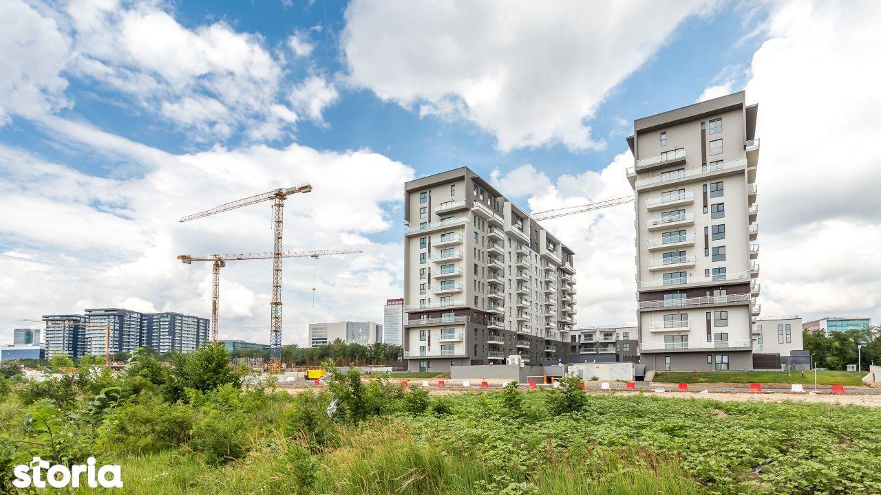 Apartament de vanzare, București (judet), Floreasca - Foto 1005