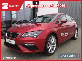 SEAT Leon FR 1.5 TSI 130KM manual