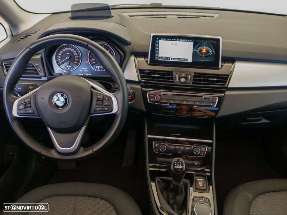 BMW 216 Active Tourer d - 9