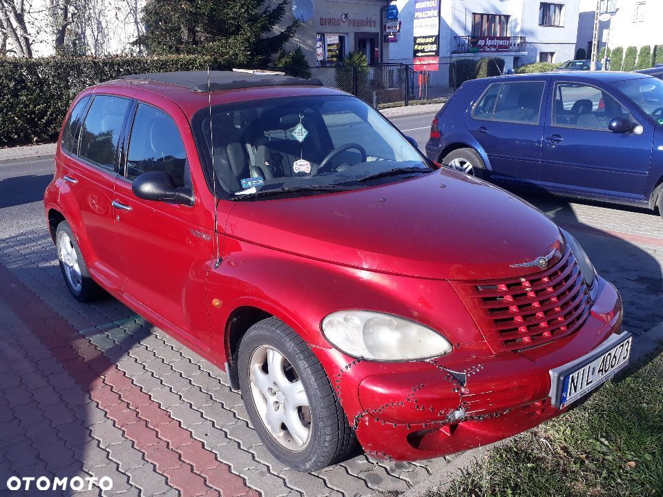 Chrysler PT Cruiser Chrysler PT Crusier 2.0 benzyna, 2002 rok - 6