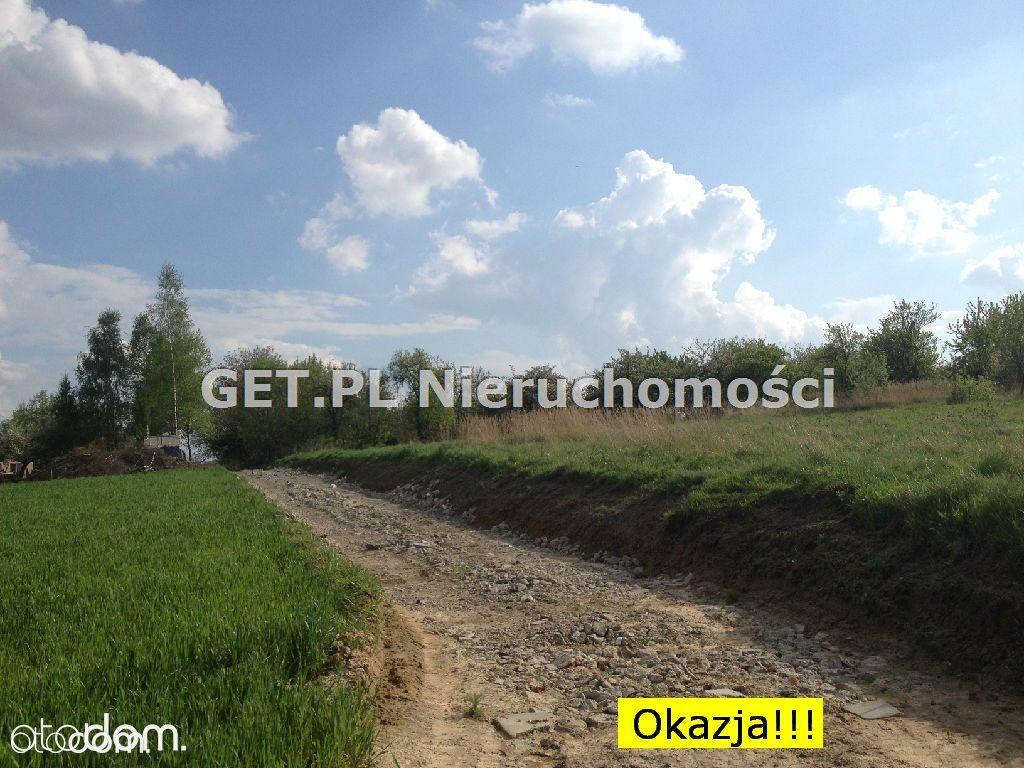 Działka na sprzedaż, Koźmice Wielkie, wielicki, małopolskie - Foto 12