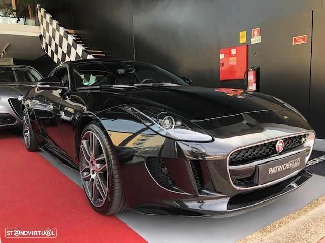 Jaguar F-Type R 5.0 V8 SUPERCHARGED - 3