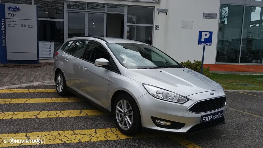 Ford Focus SW 1.5 TDCi Trend+ - 1