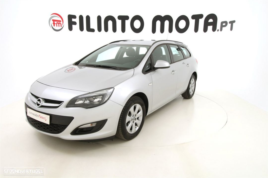 Opel Astra Sports Tourer 1.3 CDTi Selection S/S - 25