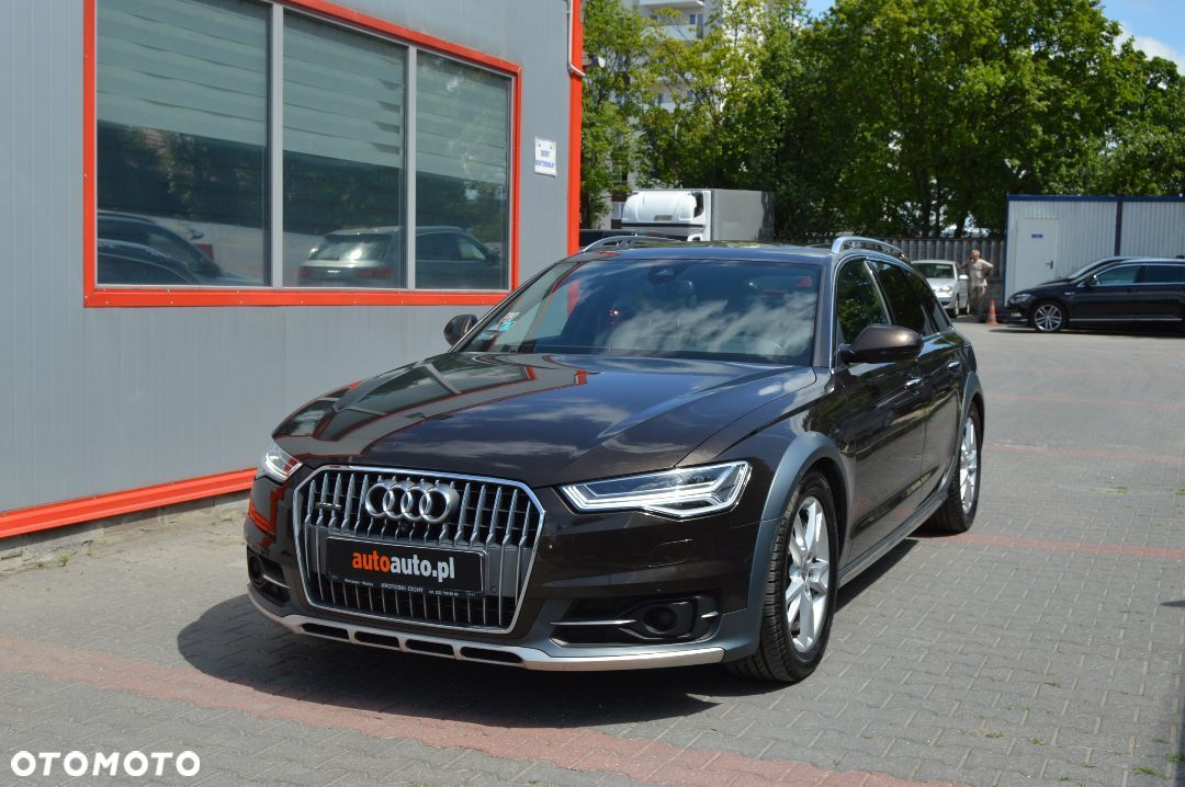 Audi A6 Allroad Salon Pl*320KM !! *Bose*Matrix*Panorama*F23% - 6
