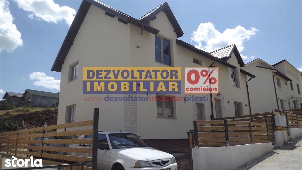 Apartament de vanzare, Argeș (judet), Strada Teilor - Foto 1