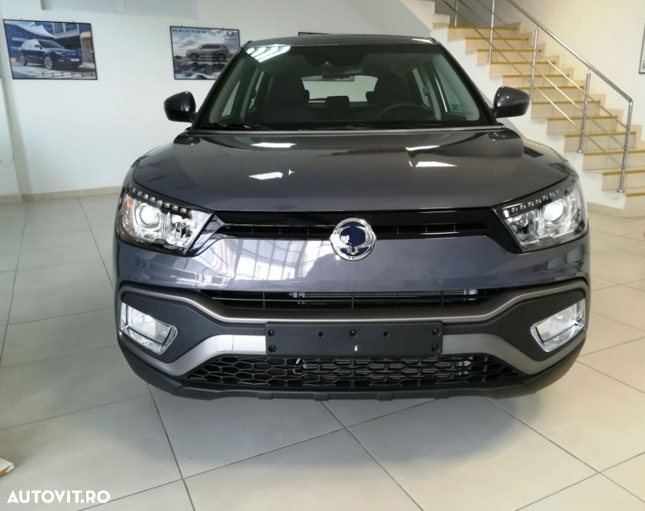 SsangYong Family - 2