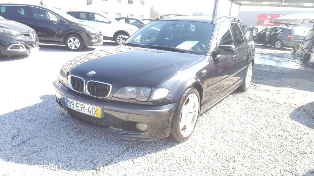 BMW 330 D Touring Pack M - 1