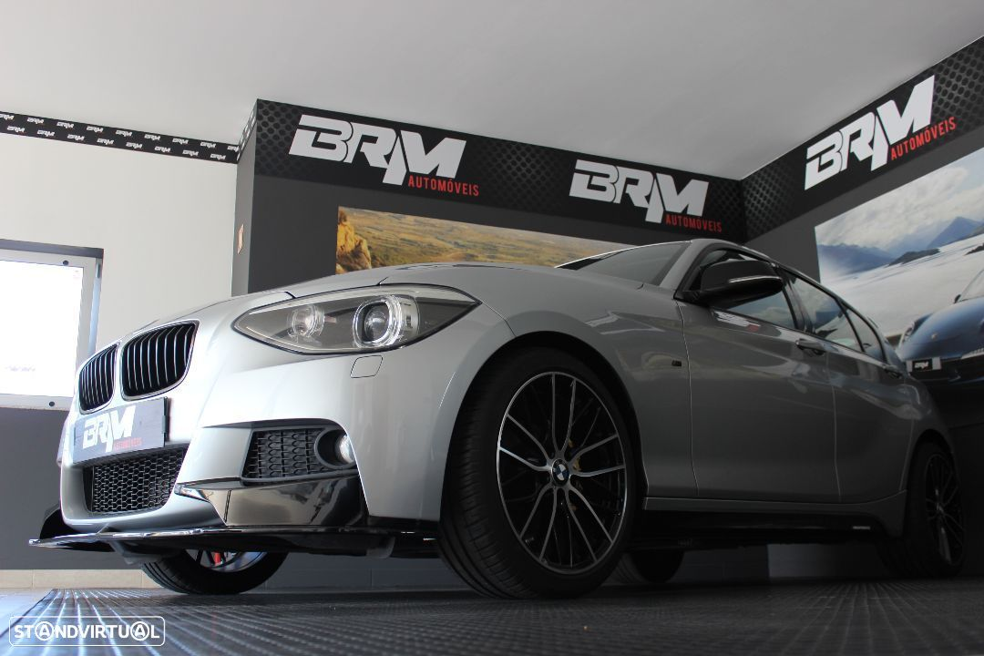 BMW 118 D PACK M PERFORMANCE - 12