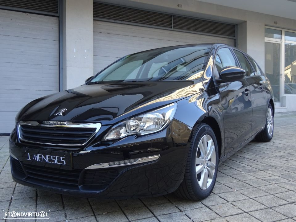 Peugeot 308 SW 1.6 BLUE HDI ACTIVE - 4