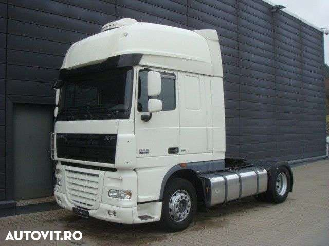 DAF XF FT 105.460 SSC Standklima Intarder Euro5 ZV - 1