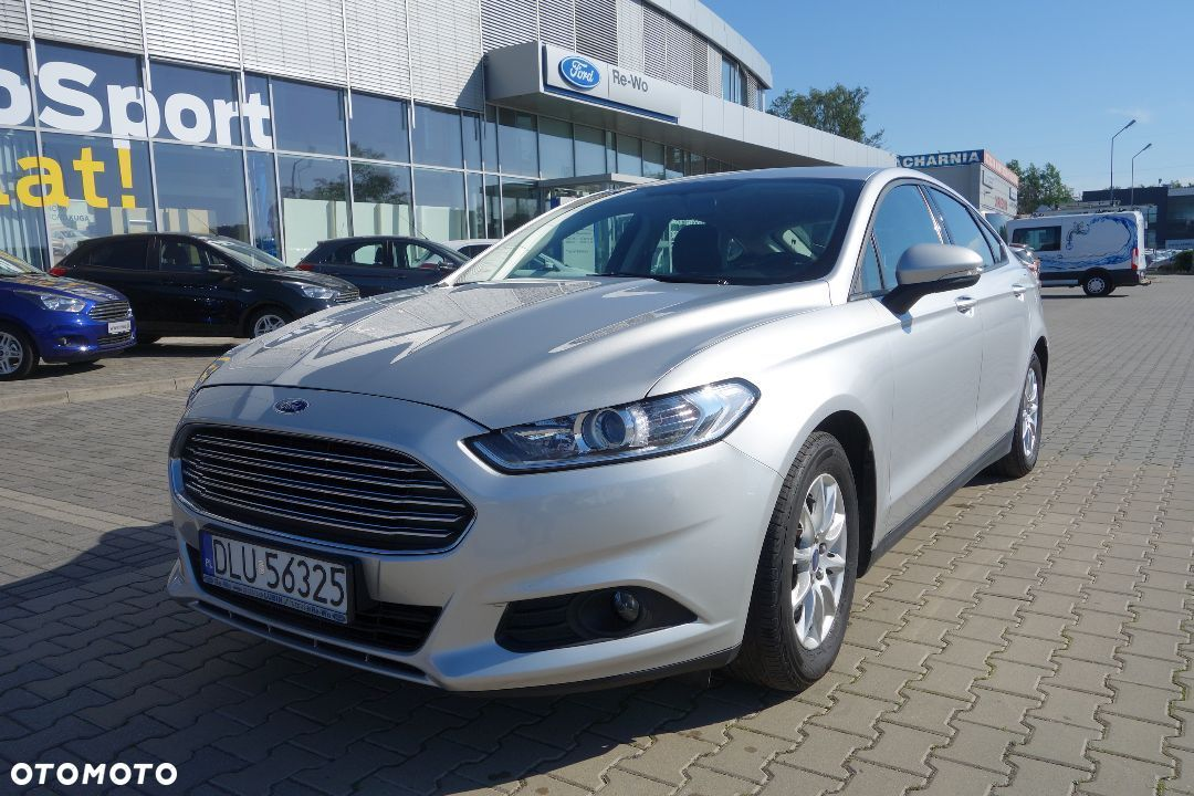 Ford Mondeo 1.5 EcoBoost 160 KM, M6, FWD Ambiente 5 drzwiowy - 1