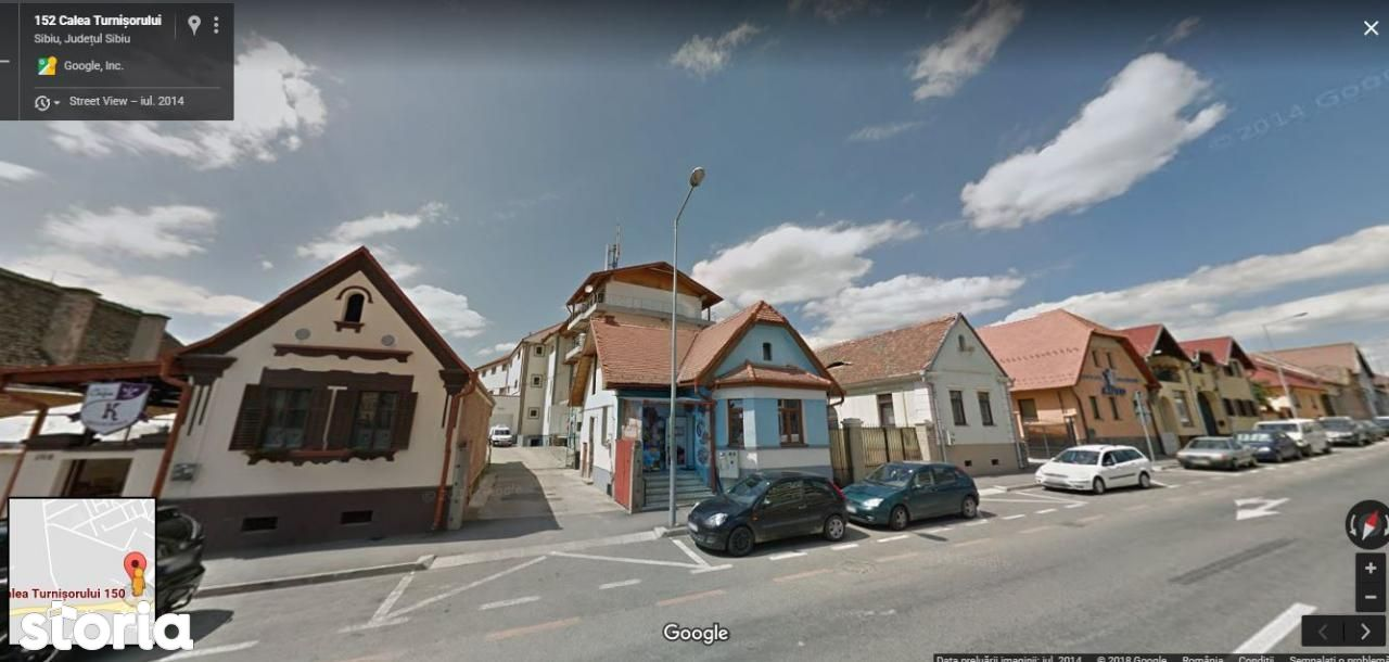 Spatiu Comercial de vanzare, Sibiu (judet), Strada Zaharia Boiu - Foto 1