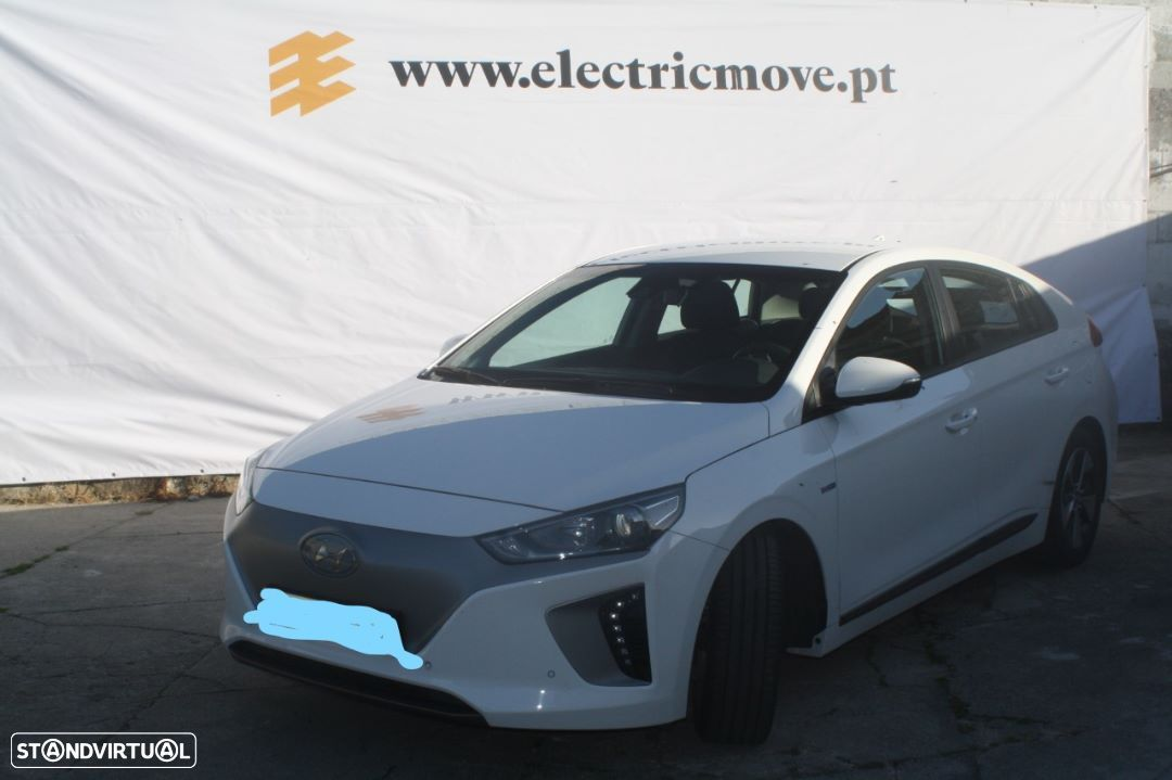 Hyundai Ioniq Electric   creative - 7