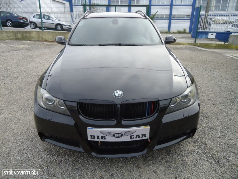 BMW 318 D Touring Pack-M - 1