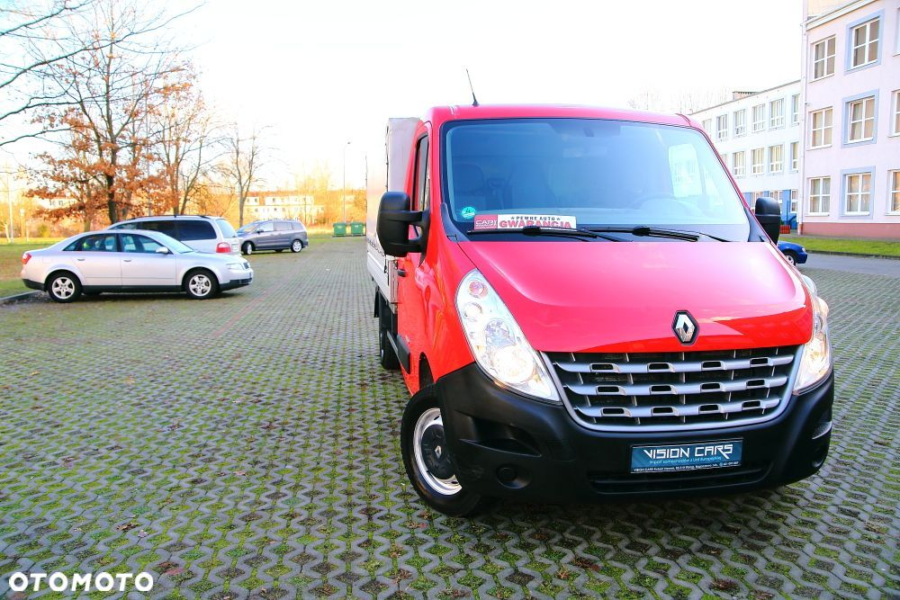 Renault master  2,3 DCI 125ps jak NOWY - 9