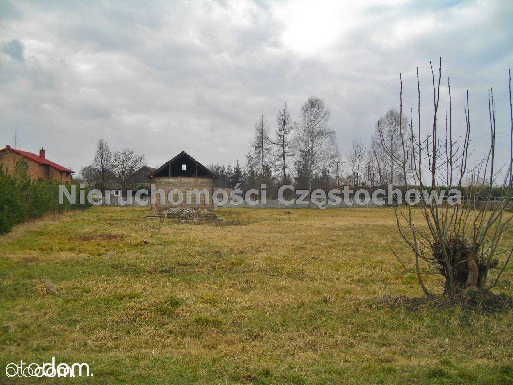 Działka na sprzedaż, Rzeki Wielkie, częstochowski, śląskie - Foto 1