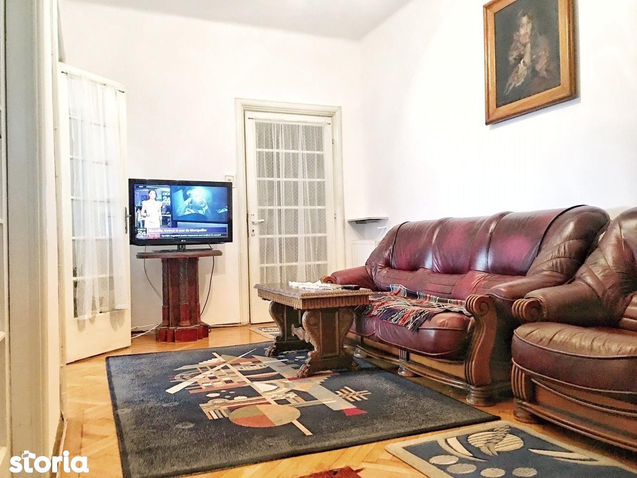 Apartament de inchiriat, București (judet), Strada Mântuleasa - Foto 1