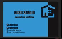 Aceasta apartament de vanzare este promovata de una dintre cele mai dinamice agentii imobiliare din Sibiu (judet), Sibiu: Rusu Imob