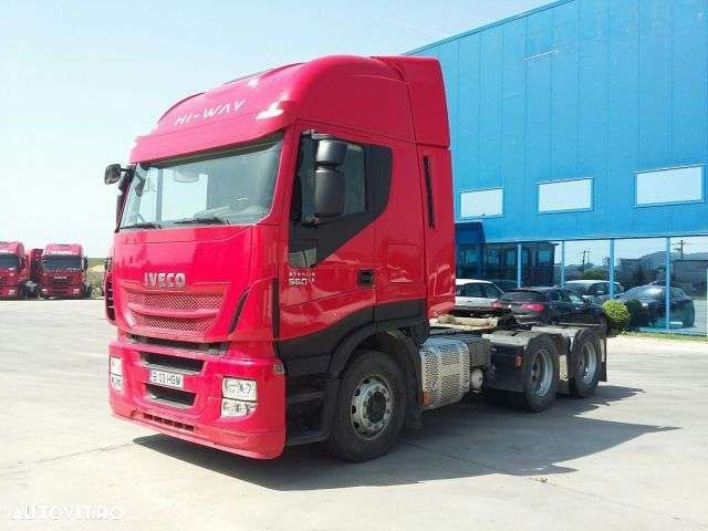 Iveco Stralis AS440S56TZPHM - 1
